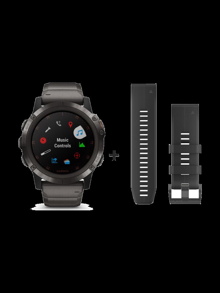 garmin fenix fenix 5x plus saphir edition smartwatch dlc. Black Bedroom Furniture Sets. Home Design Ideas